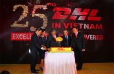 DHL Express kỷ niệm 25 năm hoạt động tại Việt Nam