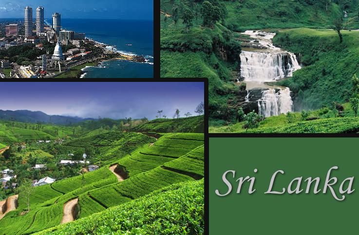 Chuyển hàng hóa-bưu kiện-giấy tờ đi Sri Lanka