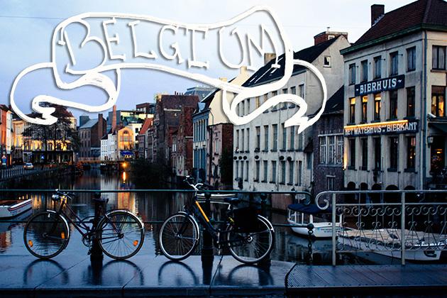 Chuyển phát nhanh đi Belgium-Bỉ