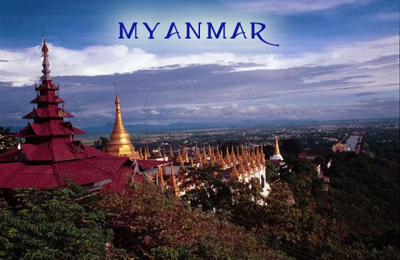 Chuyển phát nhanh hồ sơ giấy tờ hàng hóa đi Myanmar