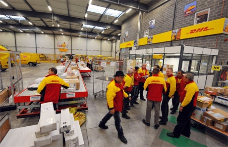 DHL Việt Nam tăng giá thường niên 2014