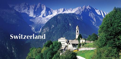 Gửi chuyển phát hàng hóa đi Thụy Sĩ-Switzerland